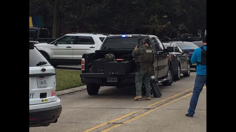 JPSO Deputy shot in Metairie, SWAT deployed