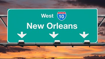 Bill would rename I-10 in Louisiana to 'Who Dat Nation Highway'
