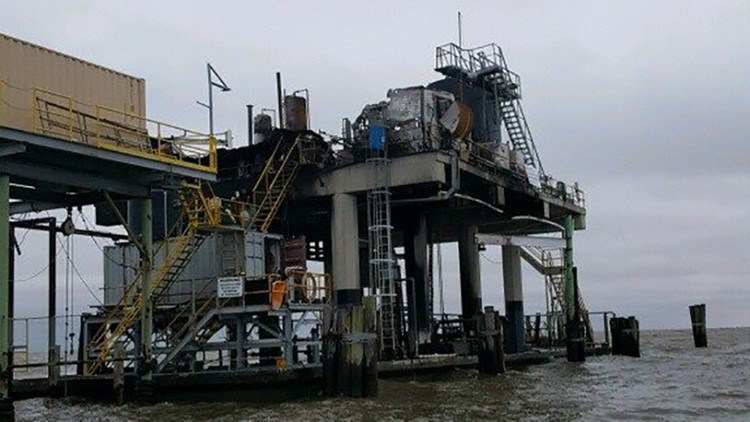 JPSO to continue search for missing oil platform worker