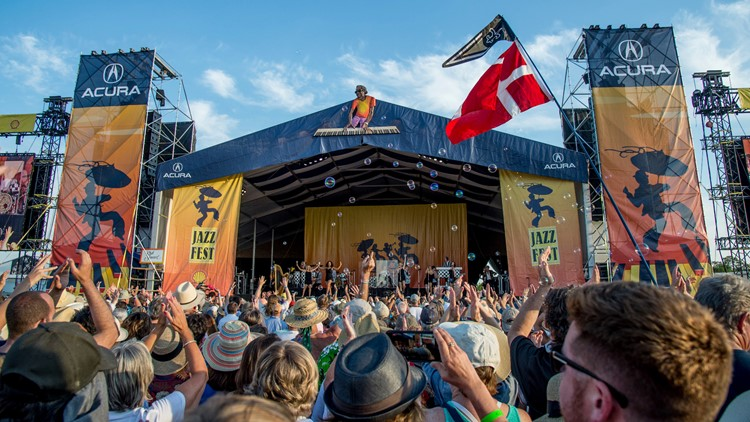 Jazz Fest 2021 cancelled due to COVID concerns