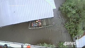 Levee system credited for protecting Terrebonne Parish from Barry