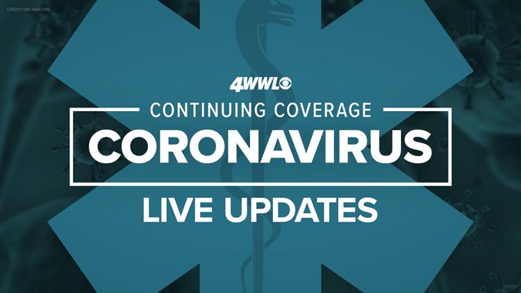 Louisiana Coronavirus Updates: 2nd death reported at retirement community, 196 cases