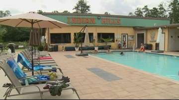 Exploring Louisiana's only nudist park; it's in Slidell