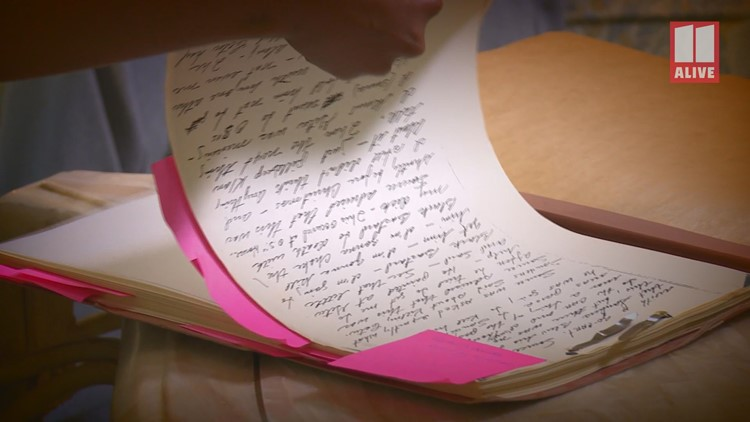 1800 Files from Atlanta Child Murders