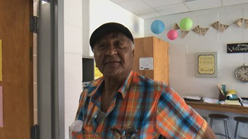 At 81 years old, Georgia middle school custodian earns GED for job promotion