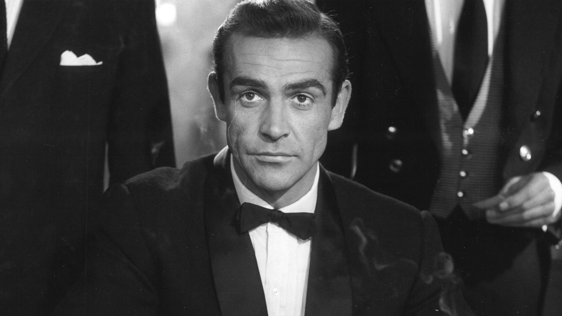 Sean Connery, the legendary James Bond actor, dead at 90