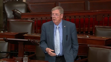 'It's deplorable what he said': Sen. Isakson slams President Trump for his comments about McCain