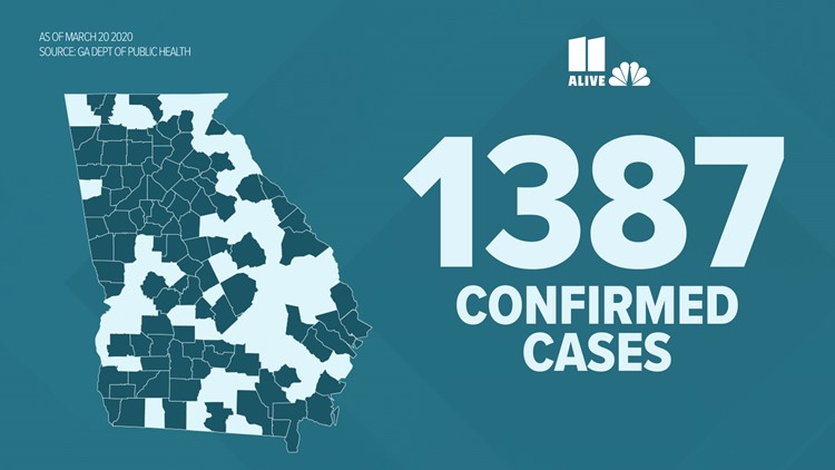 cases march 25 7 pm update