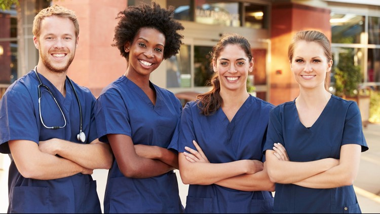 We're celebrating Southeast Texas nurses for 'Nurse's Week'
